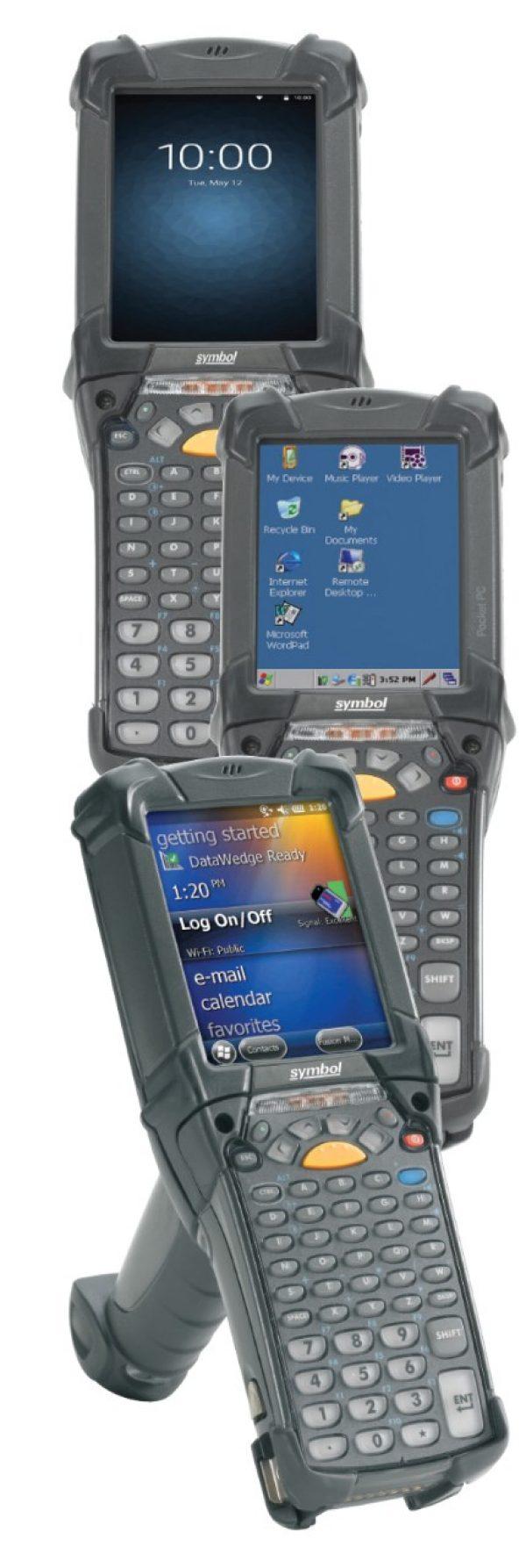 Coletor de Dados Zebra MC9100