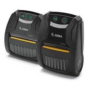 Impressora Portátil Zebra ZQ300