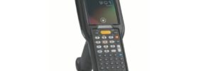 Coletor de dados Zebra MC3200